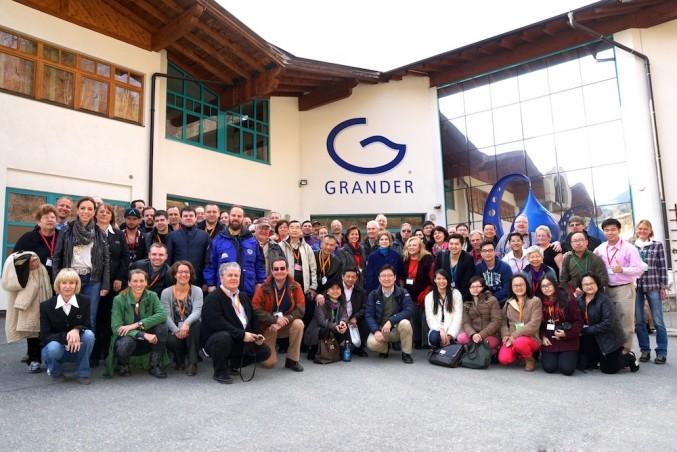 Success in GRANDER® Distribution Company